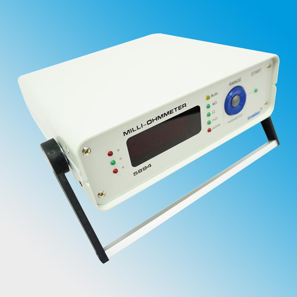 Wide Range Precision Ohmmeter 5894