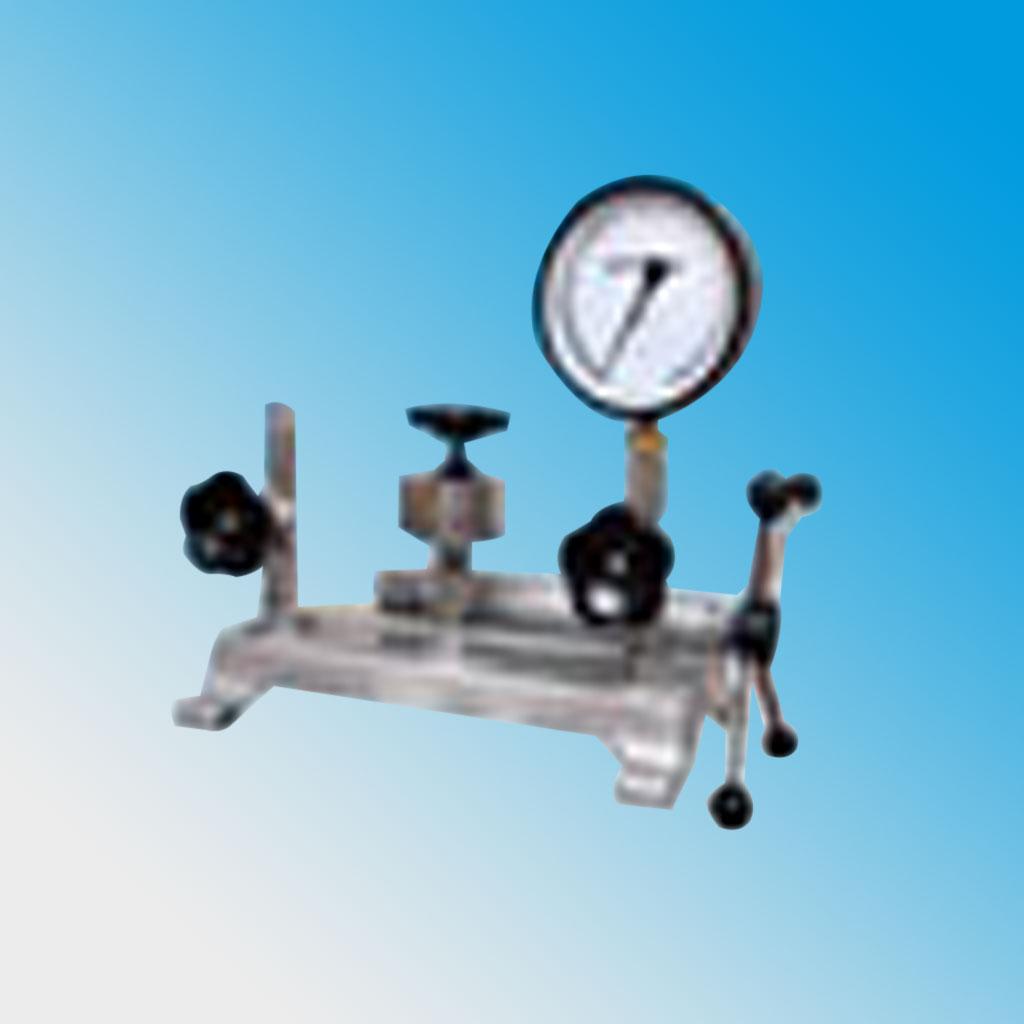 Hydraulic Pressure Gauge Testers