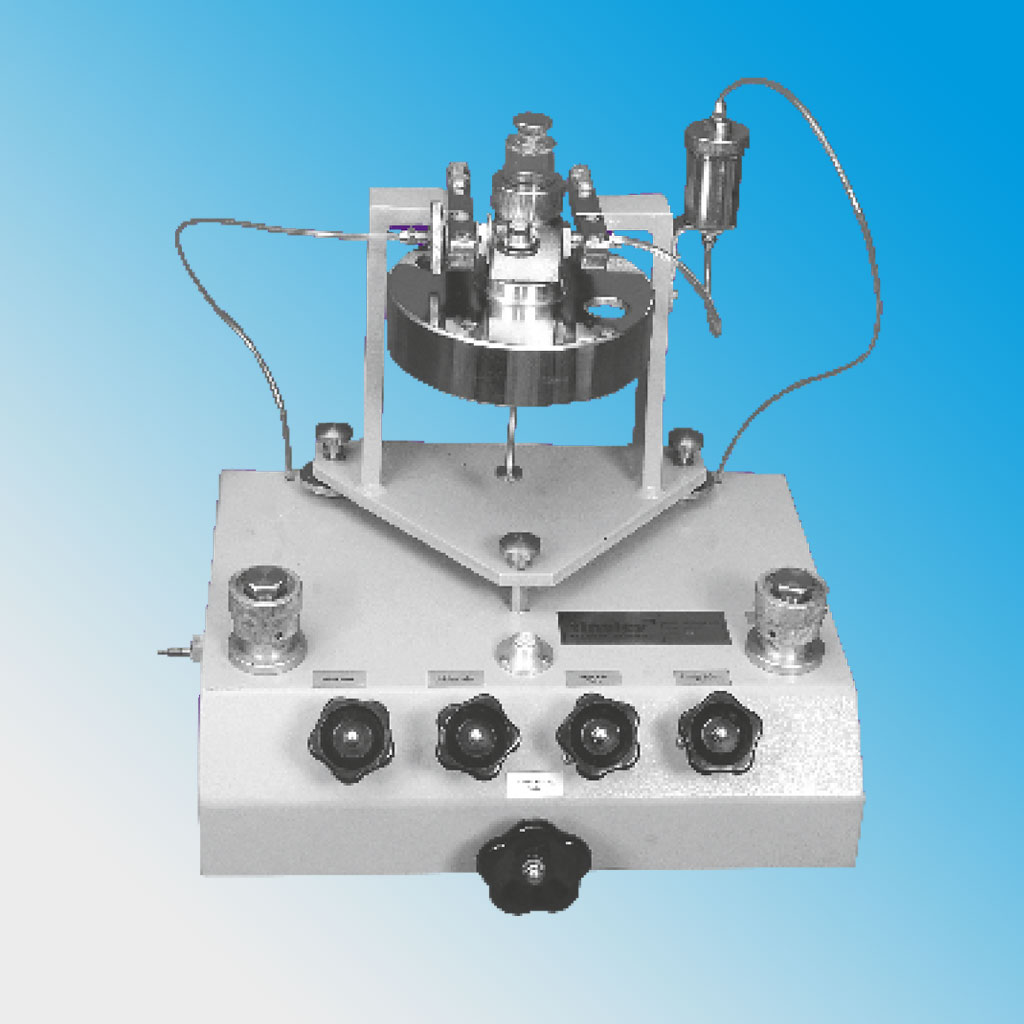 Vacuum Dead Weight Testers