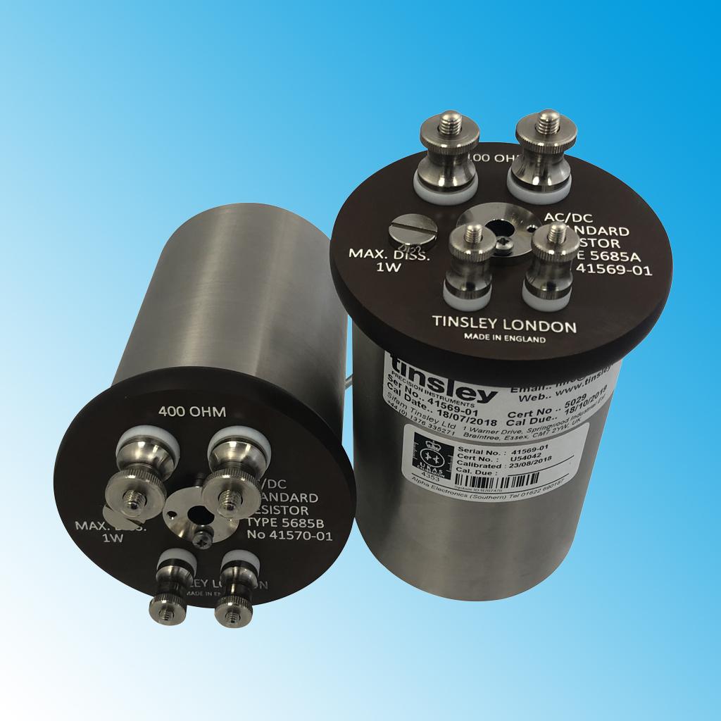 Standard Reference Resistors