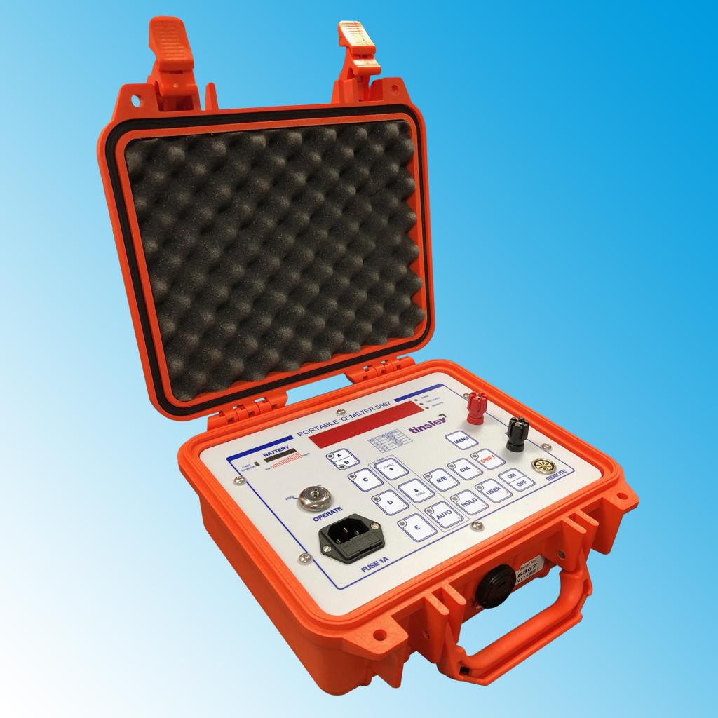 TRANSFORMER TEST EQUIPMENT – Tinsley Instrumentation Ltd